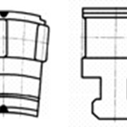 Узлы и детали проточной части турбин: Пакеты лопаток фото