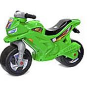 Каталка мотоцикл Орион 501 Green фото