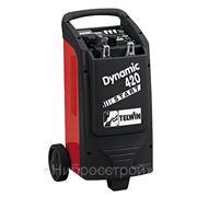 Пуско-зарядное устройство TELWIN DYNAMIC 420 START (12В/24В) фото