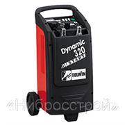 Пуско-зарядное устройство TELWIN DYNAMIC 320 START (12В/24В) фото