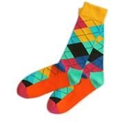 Носки для мужчин цветные, стильные, модные фото