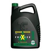 Антифриз X-Freeze Green 5л фото