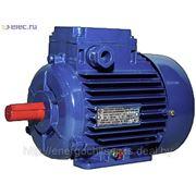 Электродвигатель АИР 132М4 фото