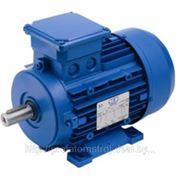 Электродвигатель Мощность, кВт, 5,5, Частота вращения, об/мин, 1000 фото