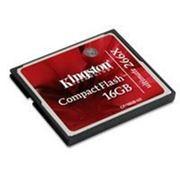 Флеш карта Compact Flash (CF) 16Gb Kingston Elite PRO 266x (CF/16GB-U2) фото