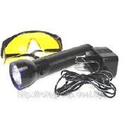 УФ-лампа для течеискателя Супабрайт (с очками и зарядным устройством) фото