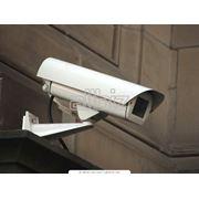 Установка систем видеонаблюдения фото