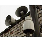 Индустриальные звуковые решения для зданий и открытых пространств фото