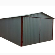 Металлические гаражи под заказ фото