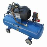 Компрессор Extel 70 литров 2 поршн. фото