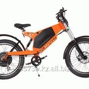 Велогибрид Eltreco Sparta New Lux Orange фото