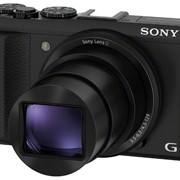 Фотоаппарат Sony Photo DSC-HX50 Black фото