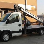 Автовышка Iveco Daily фото