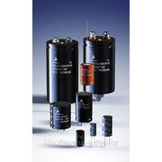 Алюминиевые конденсаторы фото