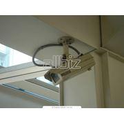 Монтаж оборудования систем безопасности фото