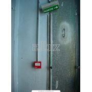 Проектирование пожарной сигнализации фото