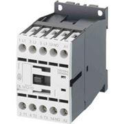 Контактор DILM15-10, Uк=24VAC, 15А (20A по AC-1), 1н.о. всп. контакт фото