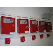 Системы электропитания для пожарной сигнализации фото