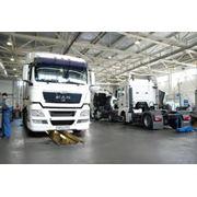 Ремонт грузовой техники фото