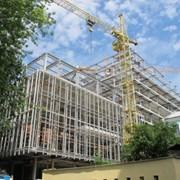 Производство металлических конструкций и каркасов зданий любого назначения фото