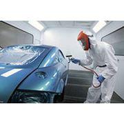 Работы кузовные и покраска автомобилей фото