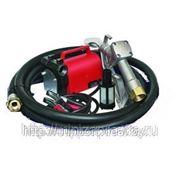 Комплект для перекачки дизтоплива Kit Batteria 12-40 (12В, 40 л/мин) фото