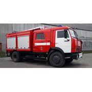 Автоцистерны пожарные фото