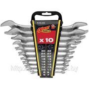 Набор ключей рожковых 6-32мм 10шт. (MN-50-240) Купить в минске фото