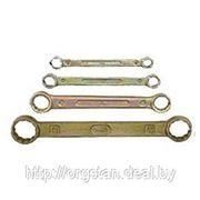 Ключ накидной двухсторонний КГН 8х10 фото