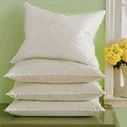 Чистка подушек перин; Реставрация стеганных одеял из пуха шерсти ваты фото