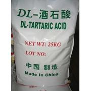 Винная кислота (Tartaric Acid L ) фото