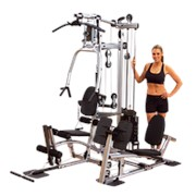 Профессиональный тренажер Body Solid Боди Солид P2X Мультистанция фото