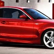 BMW 1-й серии купе фото