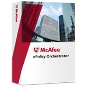 McAfee ePolicy Orchestrator фото