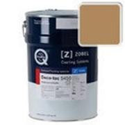 Краска для дерева акриловая ZOBEL Deco-tec 5450B RAL 1011 шелковисто-матовая, 1 л фото