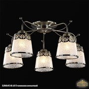 ILLUMICO IL5862-5C-18 AB D светильник потолочный фото