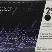 Картридж HP C4129X для LaserJet 5000/hp5100/5100 фото