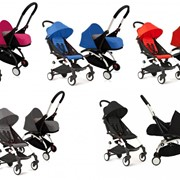 BabyZen YoYo лёгкая коляска для путешествий от рождения фото