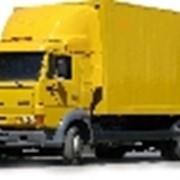 Промтоварный фургон фото
