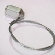 Пломба силовая охранная ЗПУ 2,2 мм фото