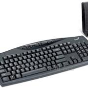 Комплект: Клавиатура + Мышка + Акустические колонки Genius KMS U110 - 12-keys - USB, фото