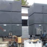 Установка производства биодизеля в потоке УБТ-4 полный комплект. перед испытаниями (Американское исполнение), установка сертифицирована SGS фото