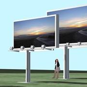 Изготовление рекламных конструкций различной сложности. фото