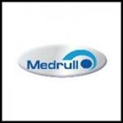 Вата медицинская хирургическая Medrull нестерильная в ролике 100 г фото
