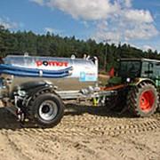 Ассенизационные машины Pomot от 2500л. до 30 000л. фото
