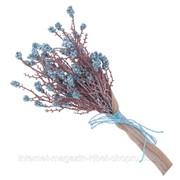 Цветок искусственный, L10 W6 H30 см фото