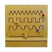 Массажные кольца, Модуль для развития запястья (движение по прорези) фото