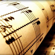 Музыкальное сопровождение фото