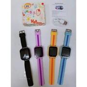 Детские часы Smart Baby Watch Q750, голубой фото