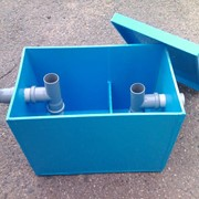 Жироулавливатель из полипропилена, любые размеры, формы, конструкции фото